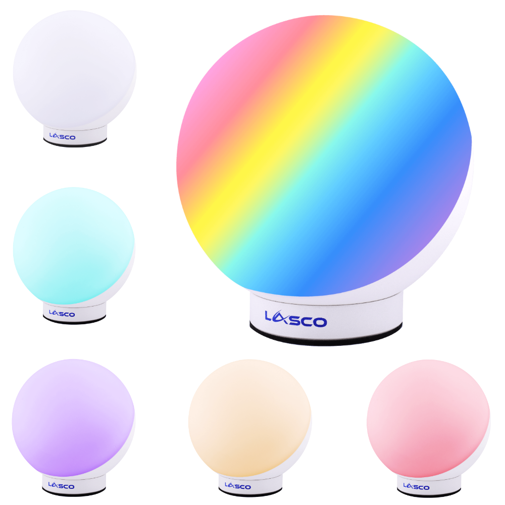 Lasco Smart Wifi LED Moon Lamp